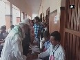 Municipal Corporation election begins under heavy security