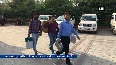 Haryana polls Officers leave for their polling booths ahead of voting