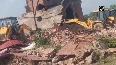 Illegal slaughter house of Mukhtar Ansari's aid demolished