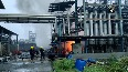Fire breaks out after explosion at factory in Maharashtra s Boisar, 4 injured