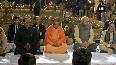 Mahatma Gandhis 70th death anniversary UP CM Adityanath, Governor Ram Naik pay tributes