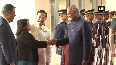 President Kovind receives guard of honour in Philippines