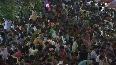 Dadar Market in Mumbai crowded ahead of Ganesh Chaturthi