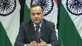 Ships with Indians onboard remain stranded near China s Jingtang port, informs MEA.mp4