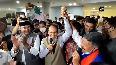 Watch CM Shivraj, Kailash Vijayvargiya sing bollywood song Yeh Dosti Hum Nahi Todenge