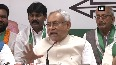 Nitish Kumar on Rahul Gandhi s comments These things happen in politics