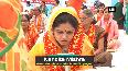 Women perform Tarpan during Pitru Paksha in UP s Kanpur