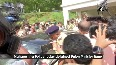 WATCH: Narayan Rane arrested while having lunch