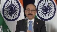 Prez Biden appreciated India for assisting countries during COVID Foreign Secy Harsh Shringla