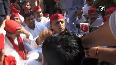Lakhimpur Kheri incident Akhilesh Yadav demands resignations of MoS Ajay Mishra, Deputy CM Maurya