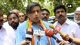 Fuel price hike Centre has exploited people, says Shashi Tharoor