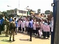 Police use teargas to disperse students demanding ILP permit