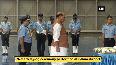 IAF An-32 crash Rajnath Singh pays homage to 13 personnel