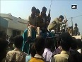 Forest officials rescue leopard from village in Gujarat