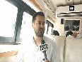 Tejashwi leads Janadesh Apman Yatra to oust BJP, RSS