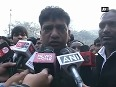 MCD workers protest against Delhi Government