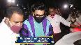 Deepika Padukone, Ranveer Singh snapped in Mayanagari
