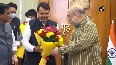 Union Home Minister Amit Shah chairs meeting on issues related to sugar mills