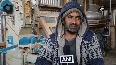 Specially-abled man establishes his own business in Pulwama
