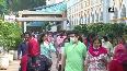 COVID protocols flouted at Gurudwara Sri Bangla Sahib in Delhi