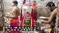 Watch Devotees light earthen lamps at Ujjain s Mahakaleshwar Temple.mp4