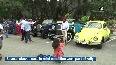 Vintage Car Rally organised in Bengaluru to promote road safety
