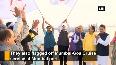 Nitin Gadkari  Devendra Fadnavis inaugurate Domestic Cruise Terminal in Mumbai