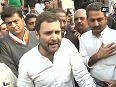 PM Modi needs to spend some time in country as well, says Rahul