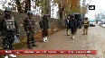 2 terrorists neutralised by security forces during encounter in J&K s Bandipora