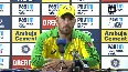 aaron finch video