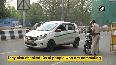Delhi Lockdown Strict surveillance by police in parts of city
