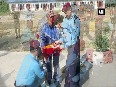 Dogs honoured in Nepal on second day of Tihar festival