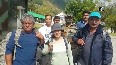 Army rescues tourist stranded at Darma Valley in U'khand