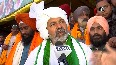 Dont look for votes here Rakesh Tikait to opposition leaders supporting him