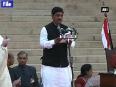 Gopinath munde s demise loss for nation govt modi