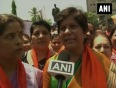 bjp mahila morcha video