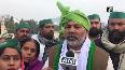 Farmers tractor rally won t disturb Republic Day parade Rakesh Tikait