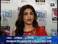 Raveena tandon launches her chat show simply baatein