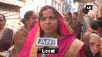 Telangana rape-murder accused encounter Women in Varanasi celebrate by distributing sweets