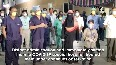 COVID-19 Hospital staff applaud as first 2 patients of Ananthapuramu discharged