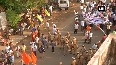 BJP workers take out rally in support of CAA in Chennai