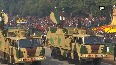 Watch: India showcases its military strength at R-Day Parade