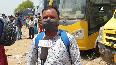 COVID lockdown fear Migrant workers leave Gurugram