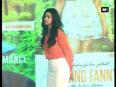 Arjun & deepika launch new song of  finding fanny