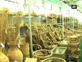 Eco friendly products mesmerize visitors at kerala bamboo fest in kochi