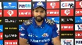 IPL Qualifier 1 Boult hasn t disappointed any of us, says Rohit Sharma.mp4