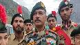 Gurez Valley in JK absolutely peaceful Lt Gen DP Pandey