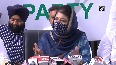 Centre talk about Taliban, Afghanistan not about unemployment Mehbooba Mufti
