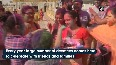 Devotees celebrate Holi at Durgiana Temple in Amritsar