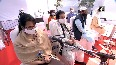 Watch Sarva Dharma Prarthana performed at foundation stone laying ceremony of new Parliament building.mp4